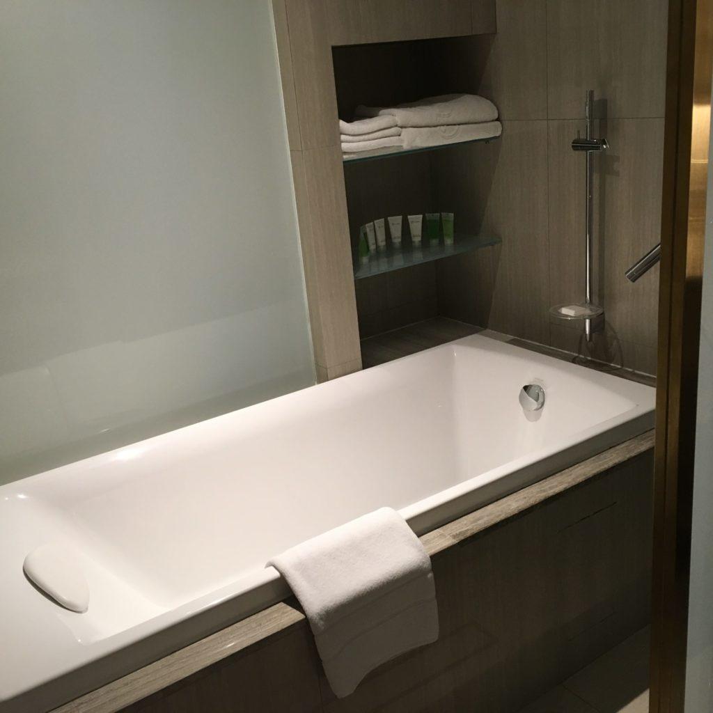 パタヤホテルお風呂