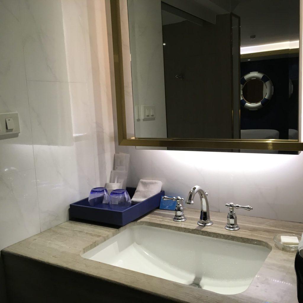パタヤホテル部屋