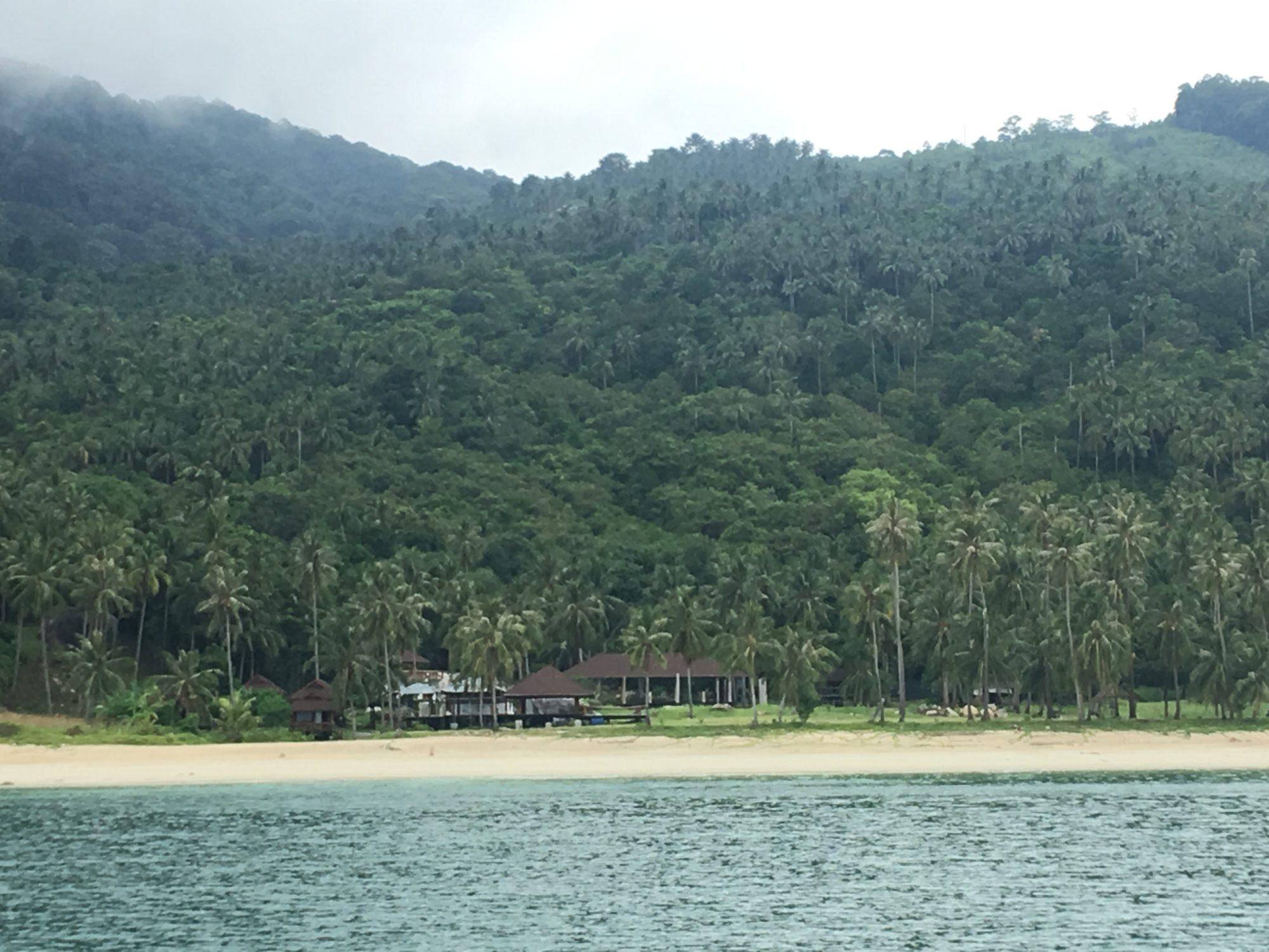 コパンガン島