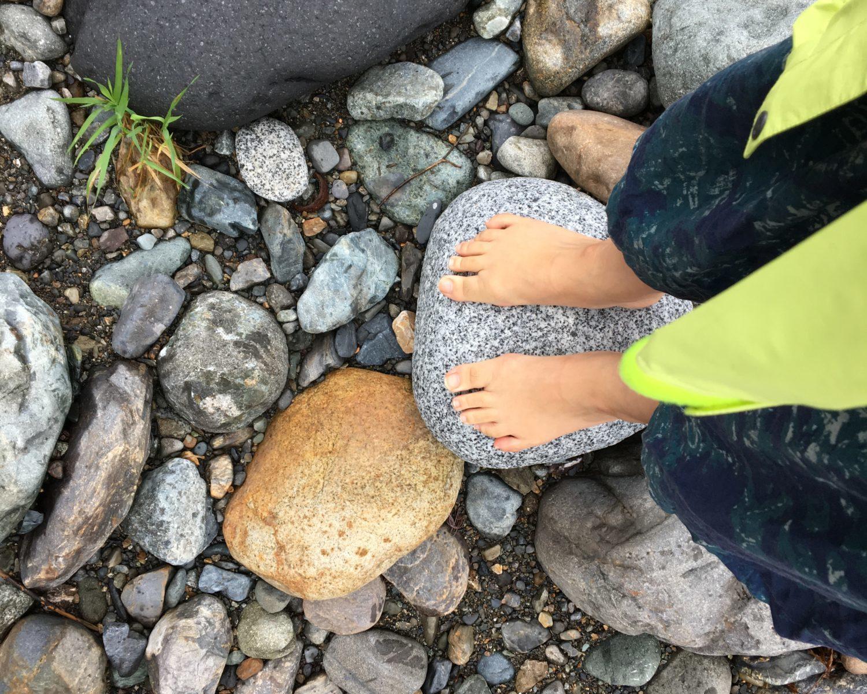 酵素作り呼んでいた石